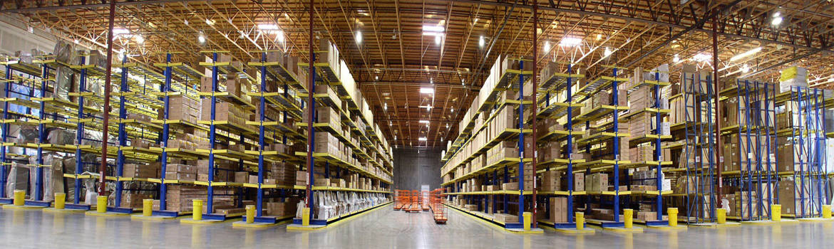 PromTechElectro : Lighting of industrial and warehouse areas
